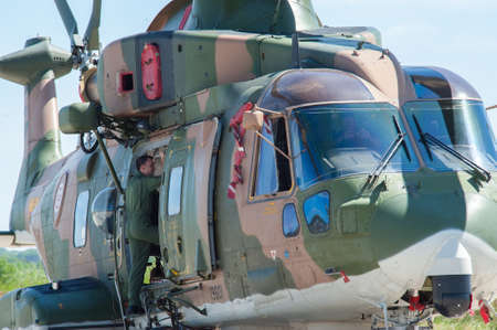 squad: EH-101 MERLIN SQUAD 751 Editorial
