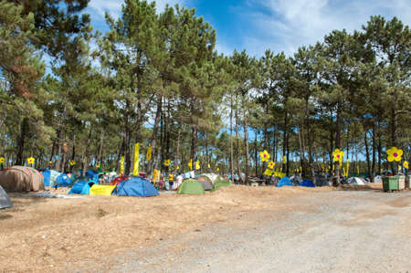 Meo Sudoeste 2013 - Camping Area Editorial