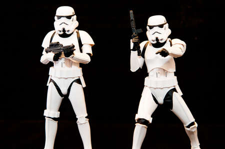 The Imperial stormtroopers Editorial