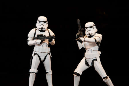 stormtroopers soldiers
