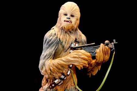 lucas: CHEWBACCA - Wookiee Editorial