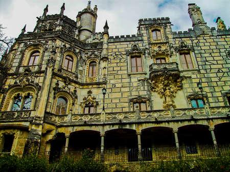 Regaleira Palace Editorial