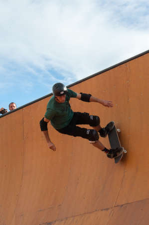 TONY HAWK - rapmp -TONY HAWK AND FRIENDS SHOW 2014 - Cascais