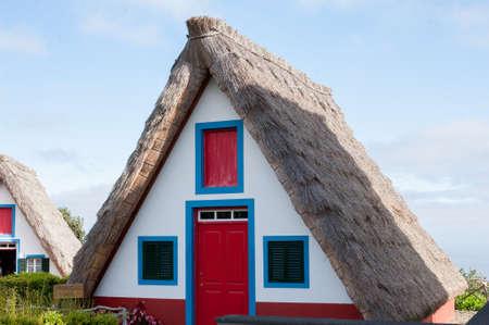 Traditional house Madeira Madeira Island Portugal