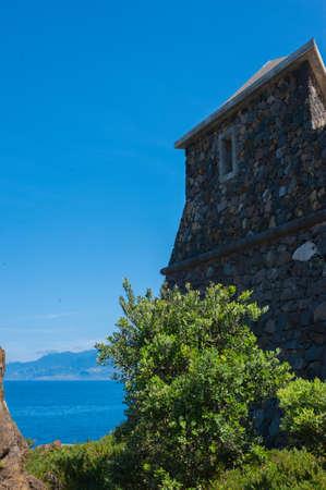 Wall Porto Moniz Madeira Portugal