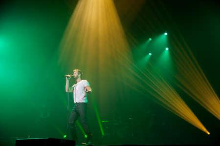 pablo: Pablo Alboran Live Tour Terral 2015 Lisbon Portugal