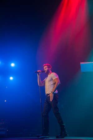 pablo: Pablo Alboran Live Tour Terral 2015 Lisbona Portogallo