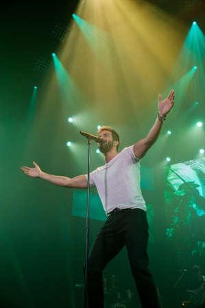 Pablo Alboran Live Tour Terral 2015 Lisbon Portugal