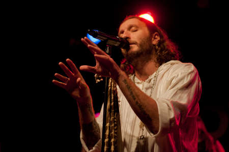 orphaned: Kobi Farhi -Orphaned Land Acoustic Tour 2015