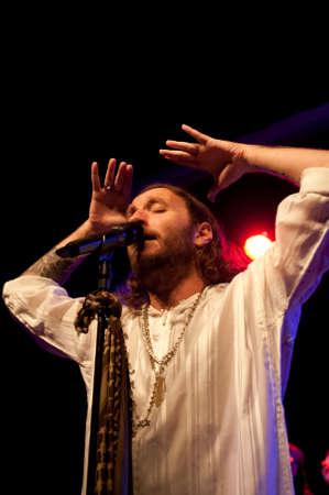 Kobi Farhi -Orphaned Land Acoustic Tour 2015