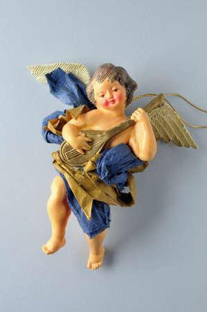 Angel  of  Christmas tree . Stock Photo - 11407197