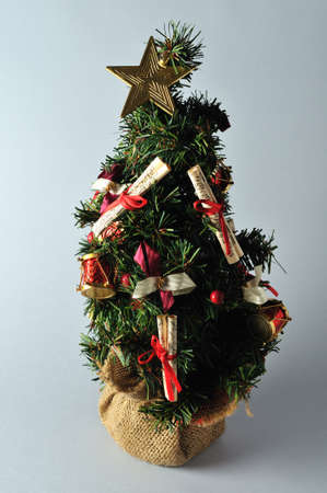 Christmas tree. Stock Photo - 11407233