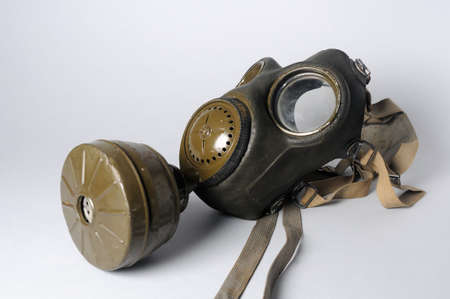 Czech gas mask used in the    Spanish Civil War    photo