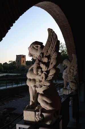 Chimera . Renaissance (  Plateresque )