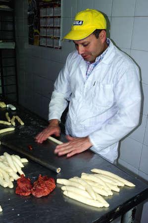 Bakery  La Candelaria  in  BOGOTA Department of Cundimarca COLOMBIA