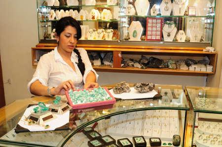 Emerald shop