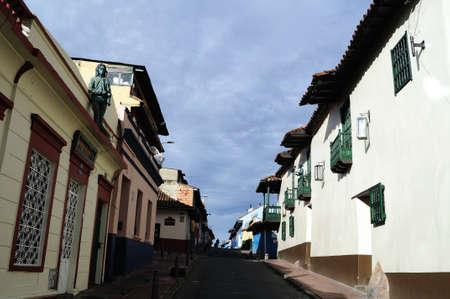 La Candelaria  in  BOGOTA. Department of Cundimarca. COLOMBIA