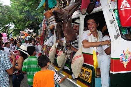 """huila: """"Festival Folcl�rico del Bambuco"""" (San Pedro y San Juan) en Neiva. Departamento del Huila. COLOMBIA"""