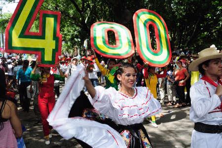 huila:     Festival  folclorico del Bambuco  (  San Pedro y San Juan ) in  NEIVA. Department of Huila. COLOMBIA
