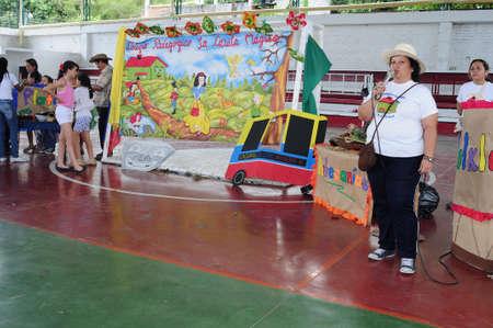 huila: Festival Sanjuanero Huilense en RIVERA. Departamento del Huila. COLOMBIA