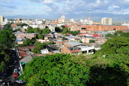 madalena: Mirador Torre del Mohan in NEIVA. Department of Huila. COLOMBIA