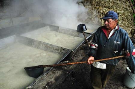 huila: Panela (ca�a de az�car) en Isnos (San Agust�n). Departamento del Huila. COLOMBIA Editorial