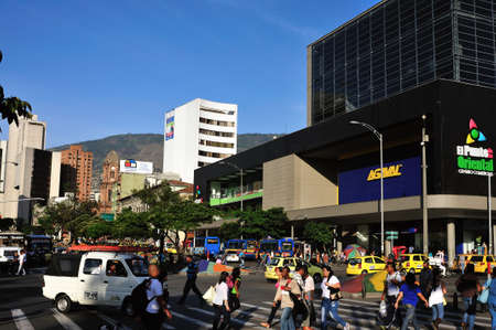 Oriental avenue -  Center of  MEDELLIN  Department of Antioquia  COLOMBIA