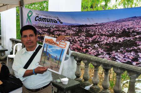 comuna:  Parque Biblioteca Leon de Greiff -  Comuna 8  in MEDELLIN .Department of Antioquia. COLOMBIA