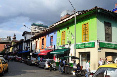 antioquia: La Alhambra -  Center of  MEDELLIN .Department of Antioquia. COLOMBIA