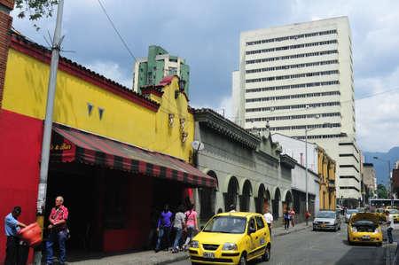 antioquia: Center of MEDELLIN .Department of Antioquia. COLOMBIA
