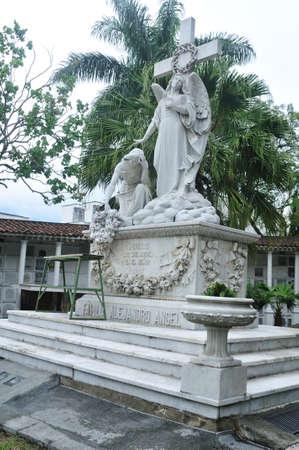 antioquia: Museum Cemetery San Pedro in MEDELLIN .Department of Antioquia. COLOMBIA   Editorial