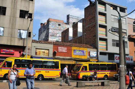 antioquia:  SAN ANTONIO district -  Center of  MEDELLIN .Department of Antioquia. COLOMBIA   Editorial