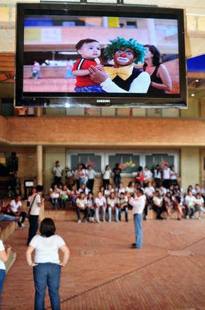 comuna: Cultural center - MORAVIA district in MEDELLIN .Department of Antioquia. COLOMBIA