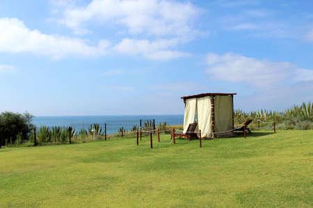 Western Algarve coast scenario (Albufeira), Portugal Stock Photo - 15121098