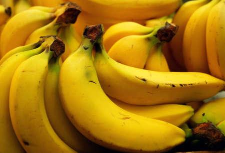 Banana background texture