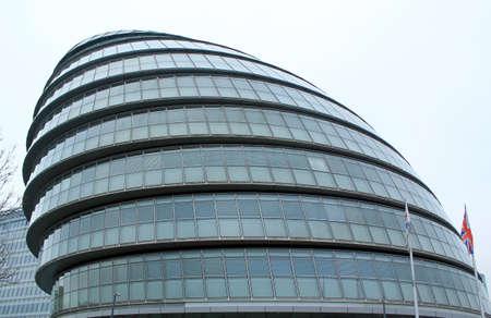 assembly language: London City Hall Building, UK