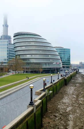 assembly language: London City Hall Building, Reino Unido