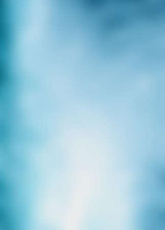 滑らかな抽象的な青い背景テクスチャ 写真素材