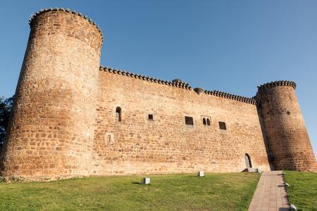 Castle of Valdecorneja. Barco de Avila, Spain.