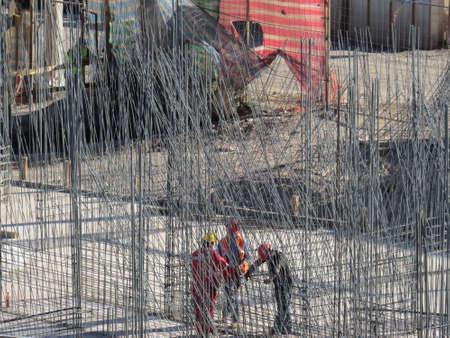 obrero: Hombres trabajando