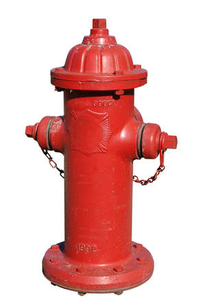 hydrant: Fire Hydrant with white background