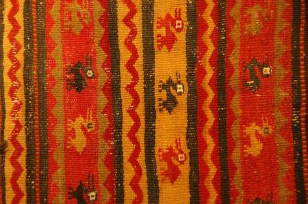 pre: Pre Inca Textile