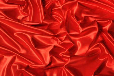 빨간색 새틴 배경