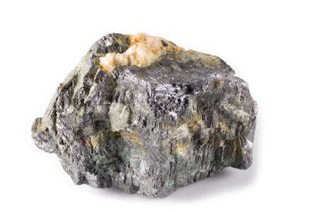 Galena Mineral Stockfoto