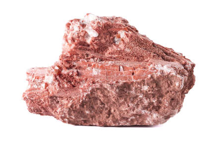 Gypsum Mineral Stockfoto