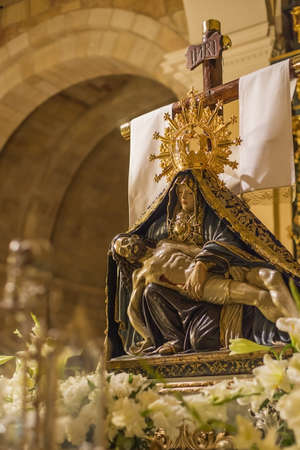 semana santa: Semana Santa in Avila  Spain  Year 2013