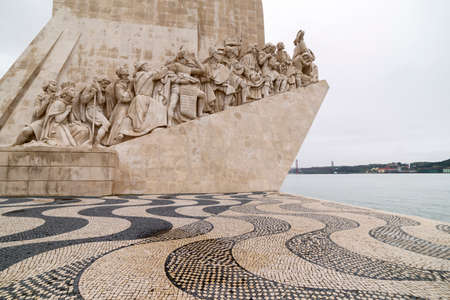 Monument to discoveries. Lisbon.Portugal.