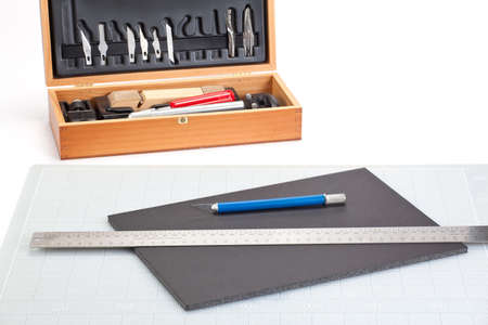 cutting tools: Sharp Knife and cutting tools