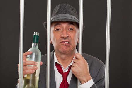 jail: Business man drunk in jail