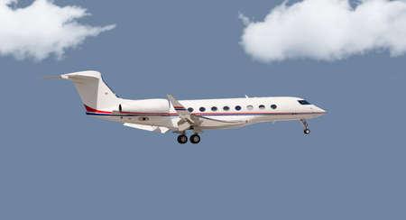 空気の私用ジェット機